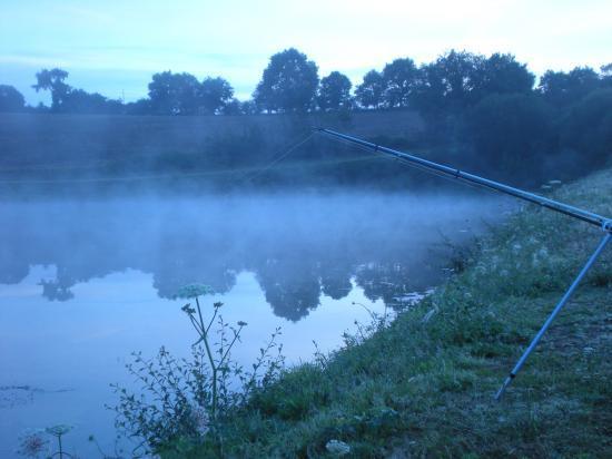 matin brumeux